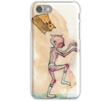You Float Like a Feather in a Beautiful World. iPhone Case/Skin
