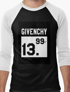 GIVENCHY 13.99(plus tax) Men's Baseball ¾ T-Shirt