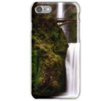 Multnomah Falls Oregon majestic columbia river gorge iPhone Case/Skin