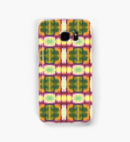 colorful blocks Samsung Galaxy Case/Skin