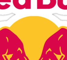 Red Bull Sticker