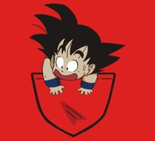 Pocket Saiyan by morgeletto