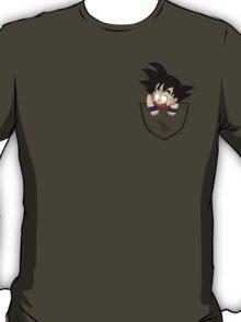 Pocket Goku T-Shirt
