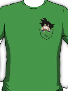 Pocket Saiyan T-Shirt