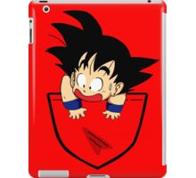 Pocket Goku iPad Case/Skin