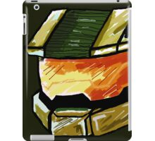 Master Chief Sketch iPad Case/Skin