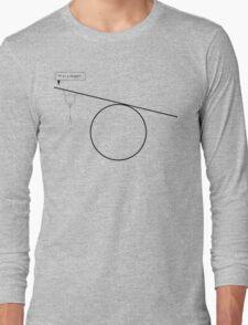 Tangent Long Sleeve T-Shirt