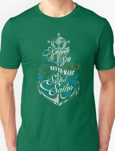 Skilled Sailor Unisex T-Shirt