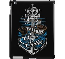 Skilled Sailor iPad Case/Skin