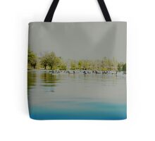 Boys Town Lake Tote Bag