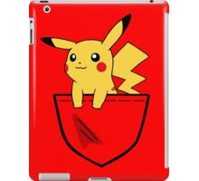 Pocket Pikachu iPad Case/Skin