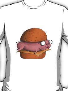 The True Hamburger T-Shirt