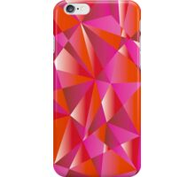 The Exploded Peach iPhone Case/Skin