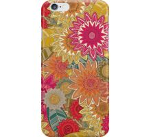 sunshine garden iPhone Case/Skin
