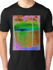 Canadian Reflections 4-Available As Art Prints-Mugs,Cases,Duvets,T Shirts,Stickers,etc T-Shirt