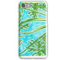 Venice Beach Foliage, Two iPhone Case/Skin