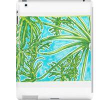 Venice Beach Foliage, Two iPad Case/Skin