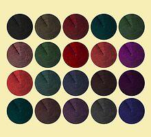 Disco Discs 1 by LeftOfMeridian