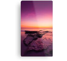 Cable Beach Sunset Metal Print