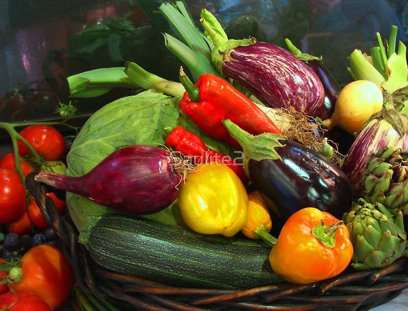 Harvest. by Saulite2