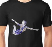 """Keep Yourself"" Kate Upton Inspired Floating Earth Girl Unisex T-Shirt"