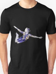 """Keep Yourself"" Kate Upton Inspired Floating Earth Girl T-Shirt"