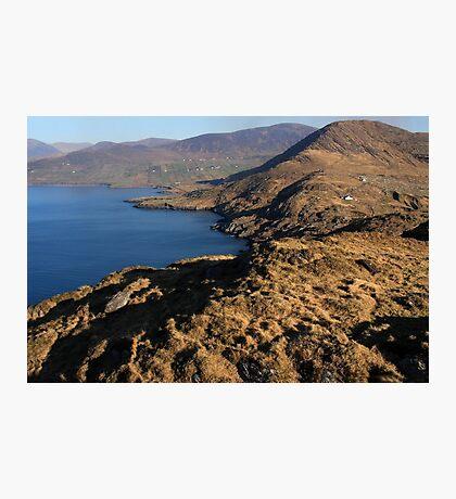Atlantic Coast, County Kerry, Ireland Photographic Print