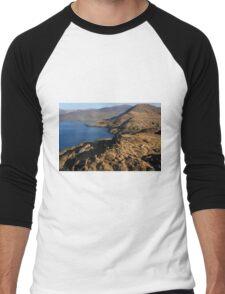 Atlantic Coast, County Kerry, Ireland Men's Baseball ¾ T-Shirt
