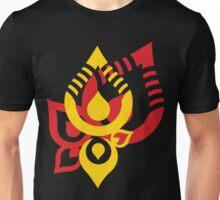 Fire Flower - Two Colour Unisex T-Shirt