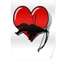 Cupid, Casualty of Love Poster