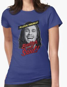 Better Call Saul - Pineapple Express Womens Fitted T-Shirt