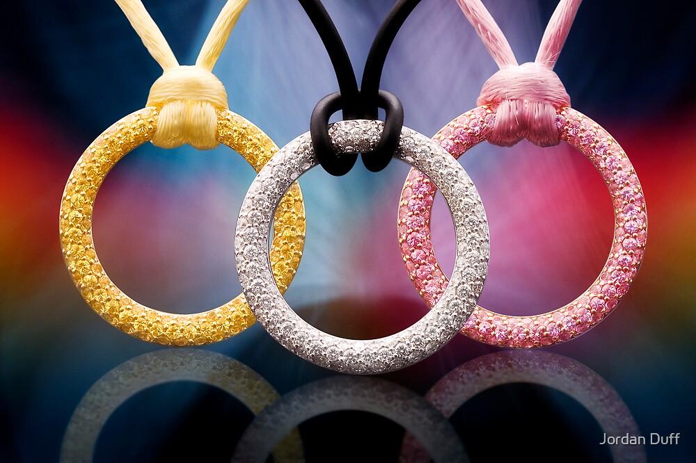 Three Hoops by Jordan Duff