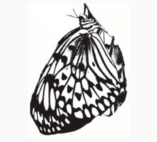 Paper Kite Butterfly Art Kids Clothes