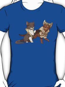 The Catquisition - Dorian & Vivienne T-Shirt