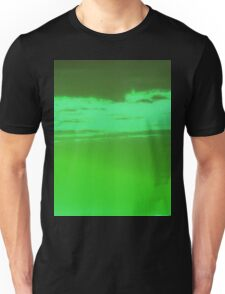 Green Sky -Available As Art Prints-Mugs,Cases,Duvets,T Shirts,Stickers,etc T-Shirt