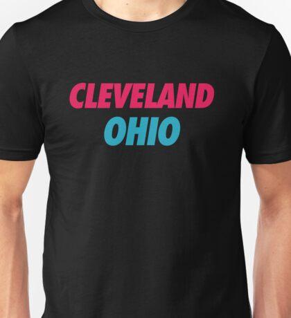 Cleveland Vice  Unisex T-Shirt