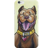 Pit Bull 2 iPhone Case/Skin