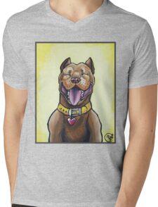 Pit Bull 2 Mens V-Neck T-Shirt