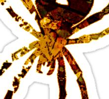 Arachnophilia-Dark Sticker