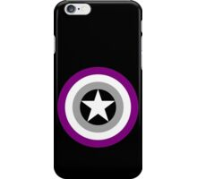 Pride Shields - Ace iPhone Case/Skin