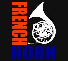 FRENCH HORN-3 Unisex T-Shirt