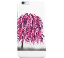 Purple Willow iPhone Case/Skin