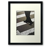Wallstreet Framed Print