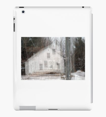 There's a Ghost in My House iPad Case/Skin