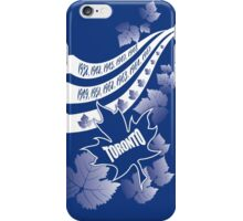 Blue and White pride iPhone Case/Skin