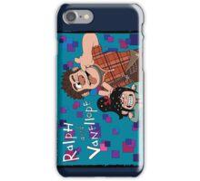 RALPH & VANELLOPE iPhone Case/Skin