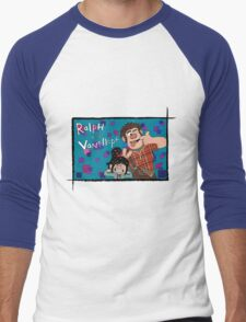 RALPH & VANELLOPE Men's Baseball ¾ T-Shirt