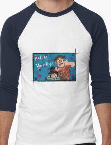 RALPH & VANELLOPE Men's Baseball ¾ T-Shirt