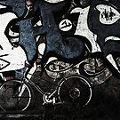 bike. by Joey  Visser