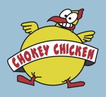 Chokey Chicken Logo by beerhamster